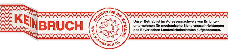 Türen Einbruchschutz Fenster für Wolfratshausen und Geretsried